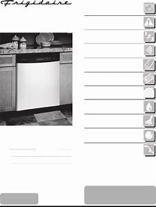 Frigidaire Dishwasher 154595201 User Guide