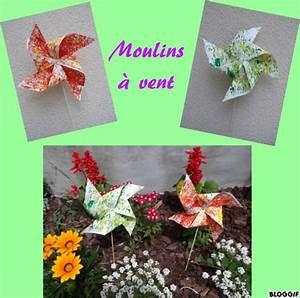 Moulin A Vent Enfant : moulin vent centerblog ~ Melissatoandfro.com Idées de Décoration