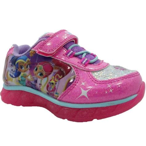 Toddler Light Up Boots by Nickelodeon Shimmer And Shine Toddler Light Up Shoes