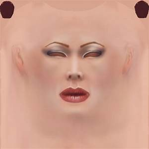 Gallery for > female face texture map, Imvu skin textures ...