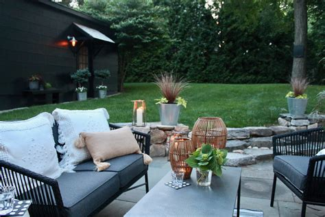 Exterior Furniture by Creating An Outdoor Space For Summer Living Most
