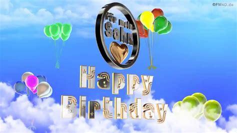 geburtstagslied fuer mein sohn happy birthday