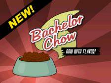 Product Advertisement Bachelor Chow The Infosphere The Futurama Wiki