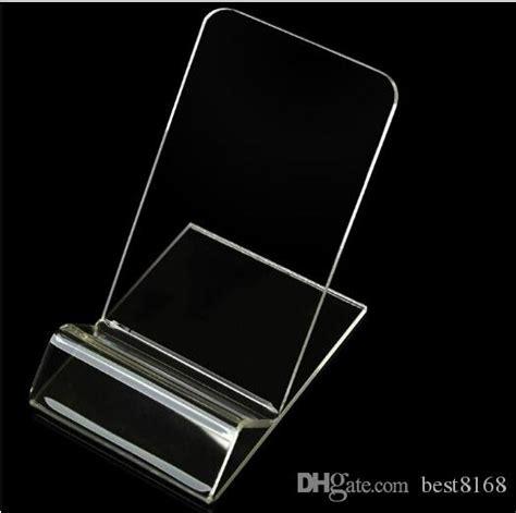 universal acrylic cell phone mobile phone display