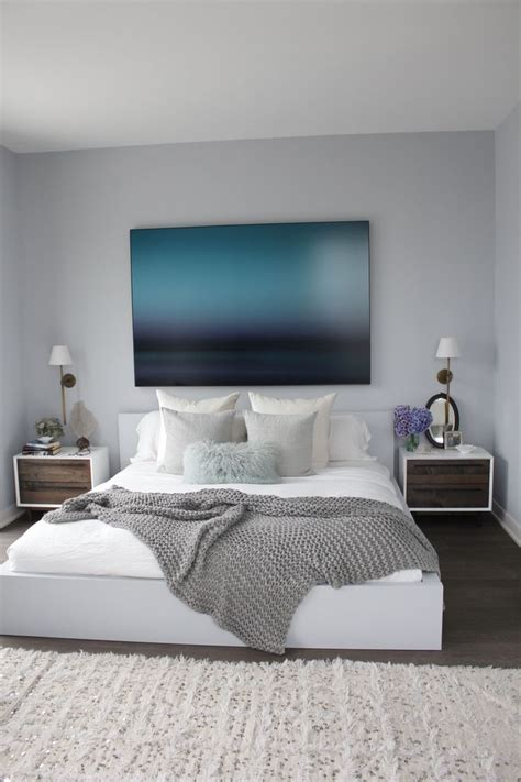 Bed With White Nightstands by Bedroom Awesome Malm Nightstand For Bedroom Furniture