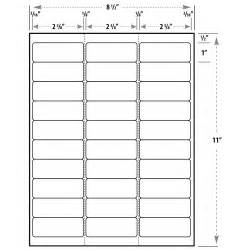 Label Printing Template 21 Per Sheet Search Results For Avery Labels 30 Per Sheet Template Free Calendar 2015