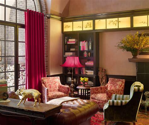 york city hotels locanda verde drawing room courtyard  greenwich hotel