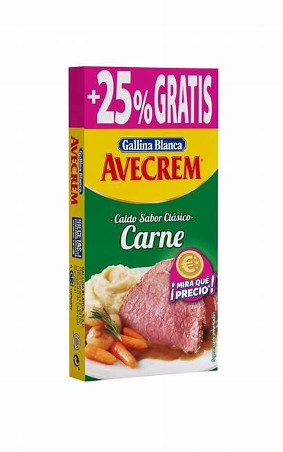 Carne Avecrem Sabor Gallina Patatas Guisada Blanca