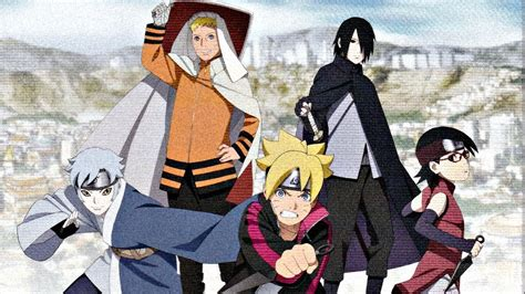 Boruto Naruto The Movie (2015) • Fr.film-cine.com