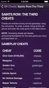 all cheats for saints row 4 ps4