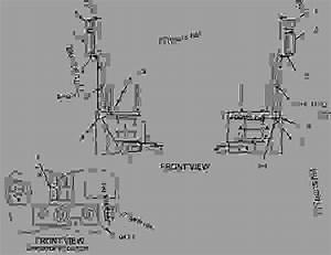 2660411 Wiring Group-cab - Articulated Dump Truck Caterpillar 740
