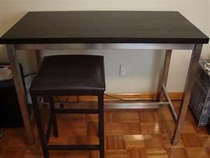 Furniture Stylish Counter Height Table Ikea Design Ideas