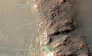 Space Images | Opportunity Rover Nears Mars Marathon Feat