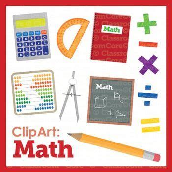 clip art math images basic operations shapes tools