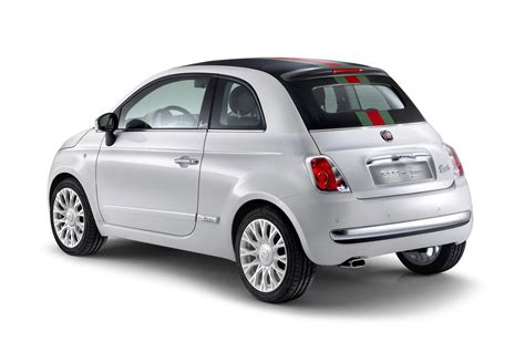 Fiat 500 Gucci Edition by 2013 Fiat 500 And 500c Gucci Edition Return To America