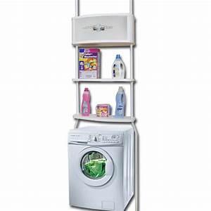 Regal Für Waschmaschine : berbauregal regal teleskopregal badregal waschmaschinenschrank schrank wei ebay ~ Sanjose-hotels-ca.com Haus und Dekorationen