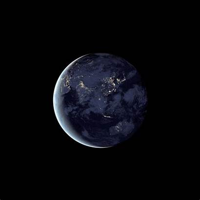 Facts Space Universe Change Earth Planet Animated