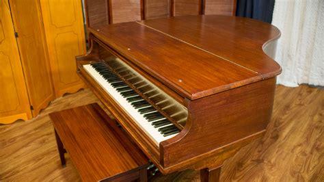 kimball baby grand piano