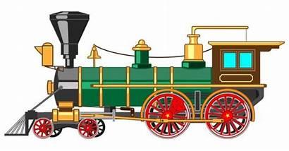 Steam Locomotive Cartoon Locomotiva Train Vapeur Helle
