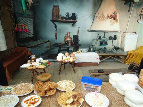 cuisine tradition circassian cuisine