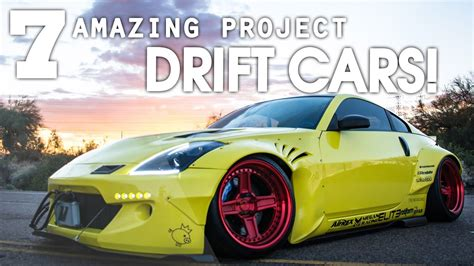 top project drift cars  budget youtube
