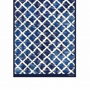 Tapis En Vinyle : acheter hibernica tapis de sol en vinyle diamants bleu amara ~ Teatrodelosmanantiales.com Idées de Décoration