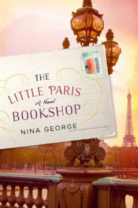 paris bookshop  nina george review toronto