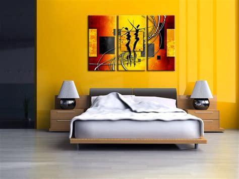 tableau pour chambre tableau peinture pour chambre a coucher visuel 3