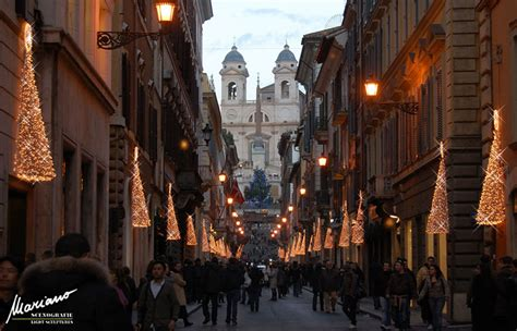 christmas shopping pic roma via dei condotti 2008 2010 marianolight