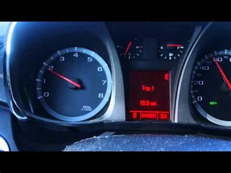 cadillac srx service stabilitrak message abs warni