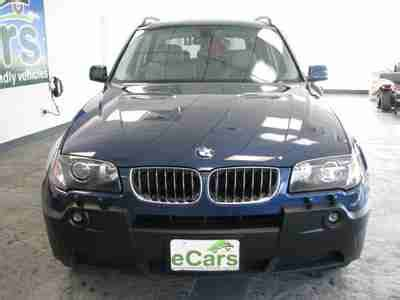 find   bmw    wheel drive suv leather
