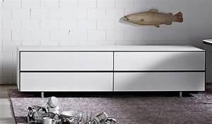 18 X Sideboard Wei Hochglanz Inbegriff Modernen Wohnens
