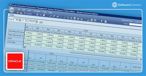 oracle hyperion planning bi tools  software