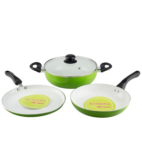 ceramic cookware ecocera india installation