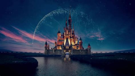 Disney Intro [HD] - YouTube