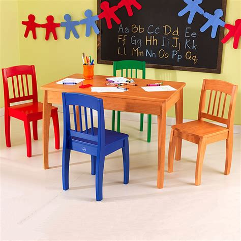 Living Room Furniture Target by Wooden Table And Chairs For Kids Homesfeed