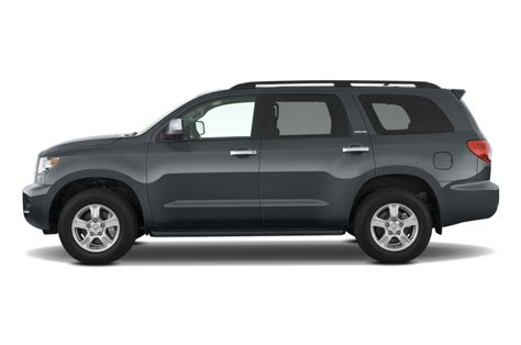 toyota sequoia reviews  rating motor trend