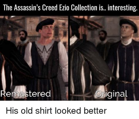 Ezio Memes - funny assassin s creed memes of 2017 on sizzle watching dogs