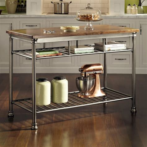 Home Styles The Orleans Kitchen Island   14606649