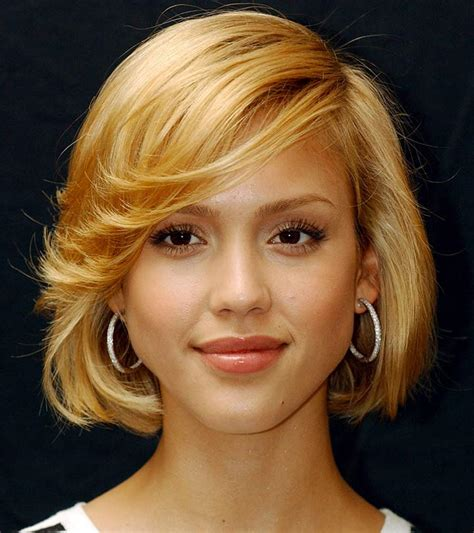 stylish bob hairstyles  oval faces