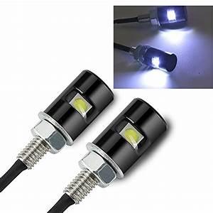 Kns Accessories Ka0022 Black 12v Duolamp Tail Light For