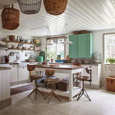 cuisine shabby cuisine shabby chic un décor moderne et romantique
