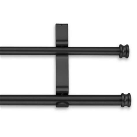 Bed Bath And Beyond Curtain Rod Ends by Buy Cambria 174 Premier Complete 18 Inch To 30 Inch Window