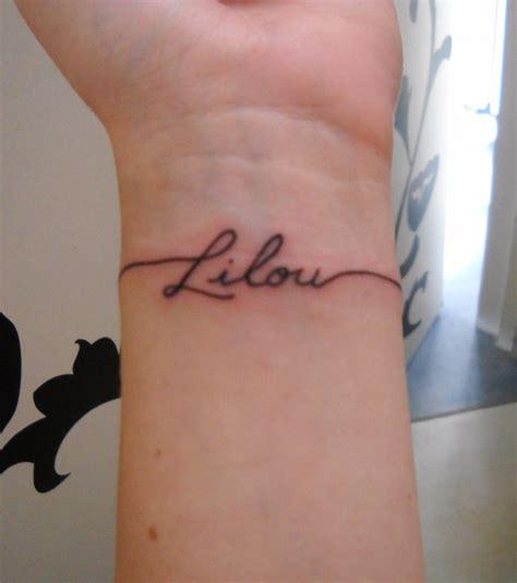 tatouage prenom bras cheville  les meilleures