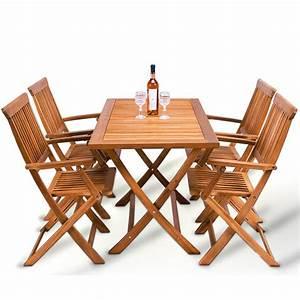 Tisch Klappbar Holz : sitzgruppe tisch stuhl garten gartenm bel sitzgarnitur holz gartentisch esstisch ebay ~ Orissabook.com Haus und Dekorationen