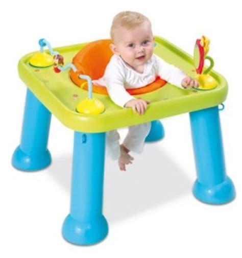 siège activité bébé table activité bébé avec siege pi ti li