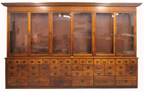 store display cabinets for sale oak country store apothecary display cabinet