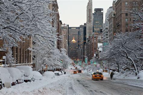 york city winter wallpaper  wallpapersafari