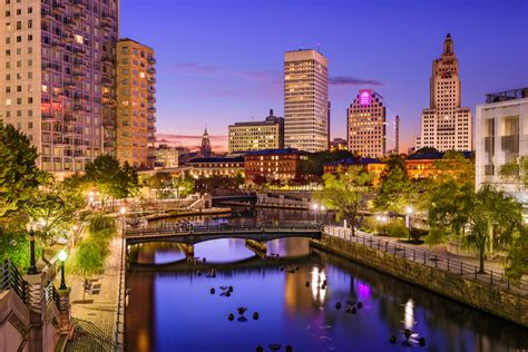 How Providence Rhode Island Is Using Mesh Networks To