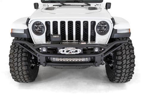 jeep jljt add pro bolt  front bumper add offroad  leaders  aftermarket